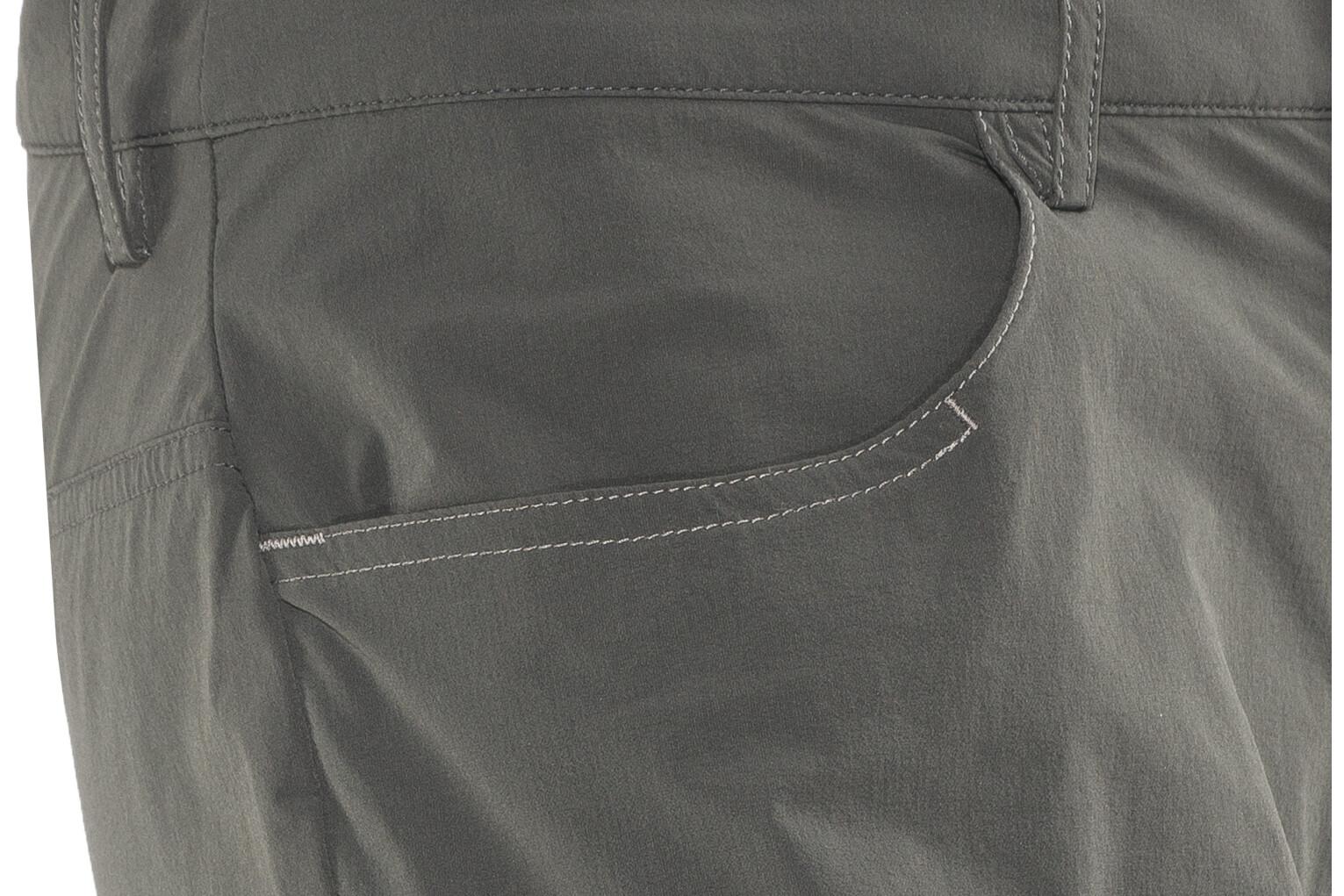 5b724de6 Bergans Moa Bukser Damer, solid charcoal/solid grey   Find ...